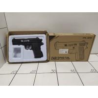 Игрушечный пистолет металл в коробке С3