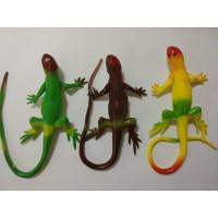 Животные в ассортм, пак (Рептилии, ящерица)