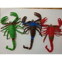 Животные в ассортм, пак (Рептилии, скорпион)