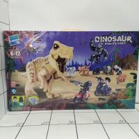 Конструктор динозавр муз, кор 049-2 DINOSAUR