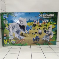 Конструктор динозавр муз, кор 049-1 DINOSAUR