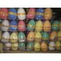 Масса для лепки, (шариковый пластилин в яйце) B12