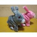 Игрушка-Заяц на бат, кор