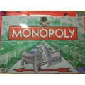 Настольная игра мп кор, Монополия класическая, кор 4001