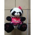 Мягкая игрушка Панда в платье