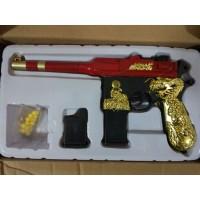 Пистолет метал, кор M19