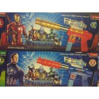 Оружие Герой с мягкими пулями и орбизами, свет 9907D