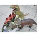 Динозавр больш, ассортим, пак