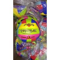 Мяч волейбол цветной к.зам, пак(с.ж.к.г.б)