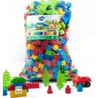 Кубики Kombi Bloks 400 пак(Кассон)