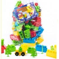 Кубики Макси Блок 92 в пакете 4-734