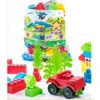 Кубики Комби Блок 100 4-512