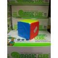 Логическая головоломка, кор, 8898 (кубик Рубика листик цв.)