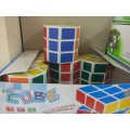 Логическая головоломка, кор, R6 (кубик Рубика 3*3цв.цил.грани)