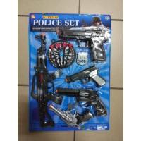 Набор полиция/военный, блис N012