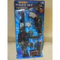 Набор полиция,  блис N013
