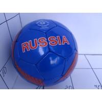 Мяч футбольный  CHAMPION RUSSIA. Размер: 4. 32 панели  2017-23 Футзал