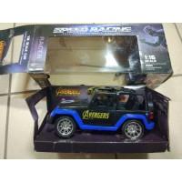 Машина на РУ  кор. FC018-7 АКБ