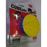 Логическая головоломка, шоубокс, 8800 (кубик Рубика круг 3*3цв)