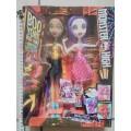 Кукла Монстр, 2шт,Monster High,шарн.кор