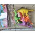 Набор динозавров, пак 889-35,пищ.