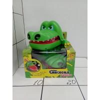 Игрушка зубастик акула, кор. на бат.2207