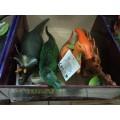 Динозавр резин, озвуч, мал, шоубокс 2001A