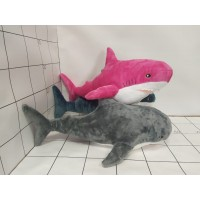 Игрушка мягкая Акула 60см