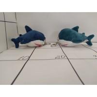 Игрушка мягкая брелки Акула
