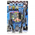 Набор оружия Полиция, бл. 398D-33