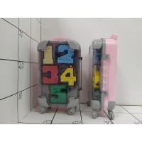 Набор чемодан цифры, №10 кор YB188-27