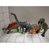 Динозавр резин, пак,муз 035