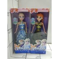 Кукла в стиле модница ХС, кор 2811A