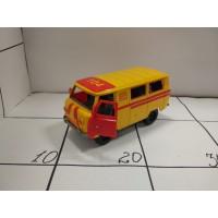 Машина пласт ассортим, кор 809 ГАЗ,БАНК