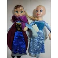 Кукла мяг, пак (Холодное сердце)GR-134 муз.
