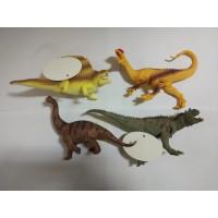 Динозавр пвх, шоубокс