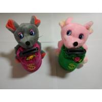 Мышка-копилка мал