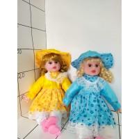 Кукла Оля мягконабивная мал.42см