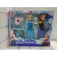Кукла в стиле Модница, набор с аксесс ХС, кор №2,669