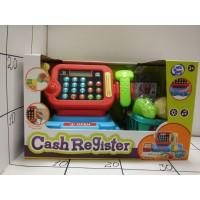 Игрушка касса со сканером, кор 8801-5С