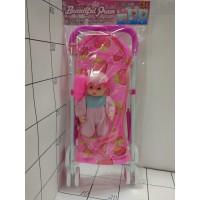 Коляска для кукол, пак 3288С-1