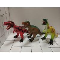Динозавр ПВХ, звук, пак 999-1