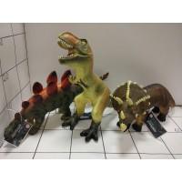 Динозавр ПВХ, звук, пак Д215