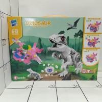 Конструктор динозавр, кор., муз. 050-3 DINOSAUR