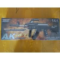 Автомат пневм., кор 48cm AK-47 0807F