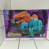 Конструктор динозавр муз, кор 040-2 DINOSAUR