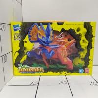Конструктор динозавр муз, кор 042-2 DINOSAUR