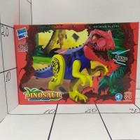 Конструктор динозавр муз, кор 043-1 DINOSAUR
