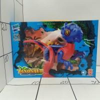 Конструктор динозавр муз, кор 043-2 DINOSAUR
