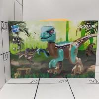 Конструктор динозавр муз, кор 044-2 DINOSAUR